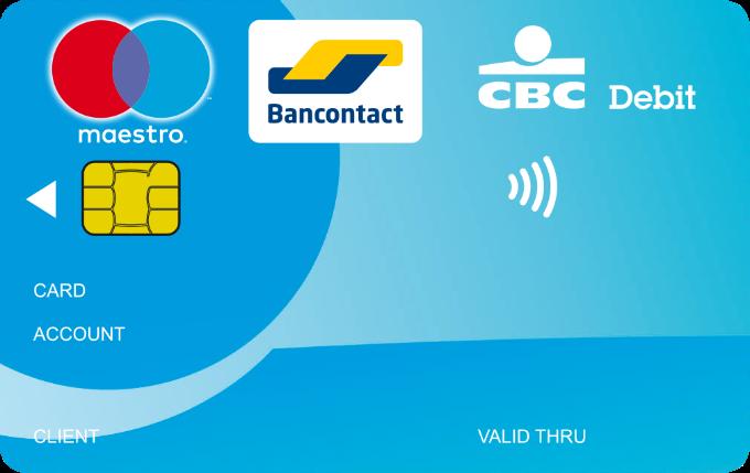 Carte Bancaire Kbc.Payer Avec Votre Carte De Paiement Sans Code Pin Cbc