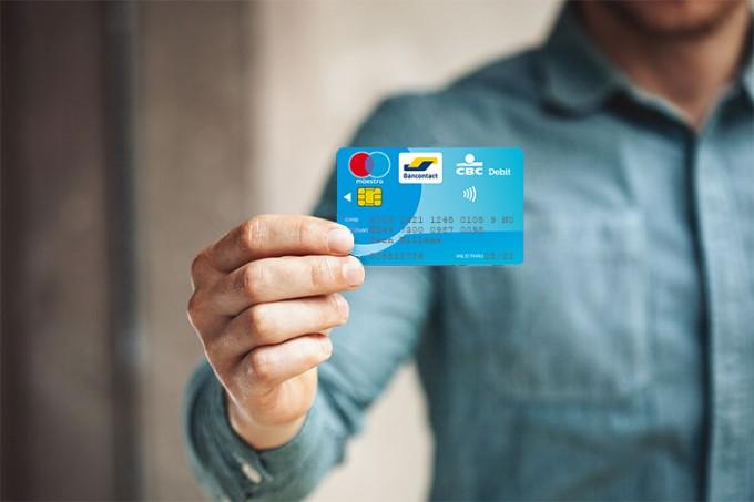 Carte Bancaire Kbc.Demander Une Carte Bancaire En Ligne Cbc Banque Et Assurance
